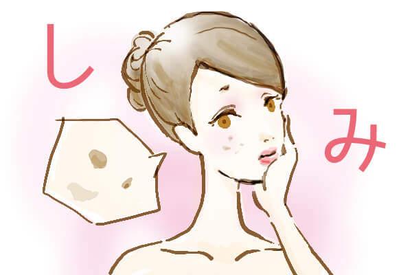 シミの改善におすすめの美顔器
